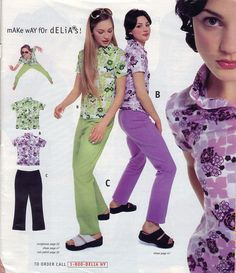 16 Things Delia's Absolutely Needs To Bring Back