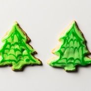 Use a toothpick to get fancy with your cookie decorating