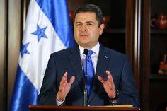 Presidente hondureño buscará en México atraer inversiones y nuevos negocios