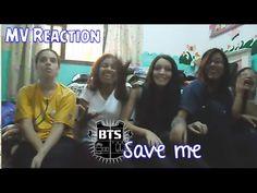 [MV Reaction] BTS - 방탄소년단 'Save ME; Reaction by: Free Souls - YouTube