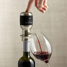 28 Unbelievable Wine Corker And Aerator Crate And Barrel, Can Wine Go Bad, Wine Corker, Wine Dispenser, Wine Stains, Wine Chiller, Wine Decanter, Wine Deals, Expensive Wine