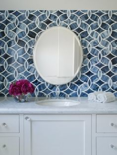 Willow Glen Residence contemporary bathroom- Looks a lot like our Devotion Line!