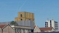 Fondazione Prada tra i tetti
