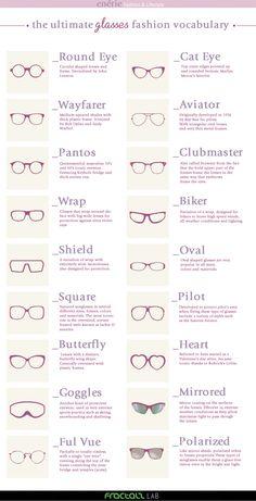 sunglasses vocab