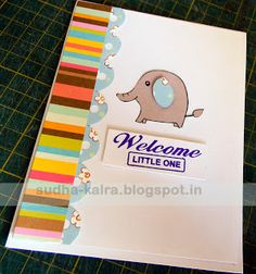 Welcome Little one.. For full details, check our blog here- http://sudha-kalra.blogspot.in/2016/04/welcome-little-one.html