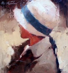 Painting by Andre Kohn