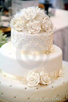 Torta De Boda Imagen de archivo libre de regalías - Imagen: 14377976: