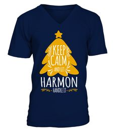 # HARMON .  This durable, comfortable T-Shirt is sure to be a hit, whether you're buying it as a gift for somebody special or wearing it yourself.