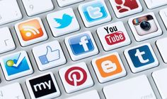 There are so many social media sites on the internet now that ANY company could use ANY site to reach their customers