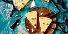 Get creative in the kitchen this Christmas and let the kids cook up a little festive merriment of their own. From spiced and iced Christmas trees to snowball truffles, we've got an abundance of ideas to keep small hands very busy.