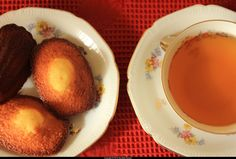 Madeleines recipe - and thoughts on Proust