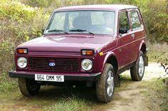 Niva 4x4 Lada