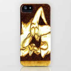 Cardboard rip art edits... Body Language iPhone & iPod Case by Christa Bethune Smith, Cabsink09 - $35.00