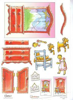 3D Sheets- Clutter Cards - Susanne Schroder - Picasa Web Albums