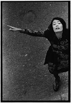 taishou-kun:  Masahisa Fukase 深瀬 昌久 (1934-2012)Yoko - From Window series - Japan - 1974
