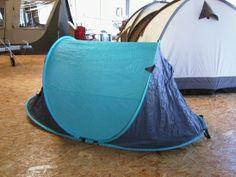 Pop Up tent voor festival of vakantie