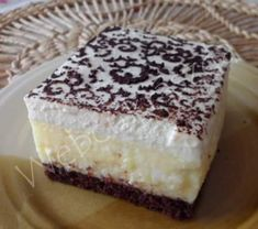 Hungarian Recipes, Hungarian Food, New Years Eve Party, Appetizers For Party, Tiramisu, Cheesecake, Paleo, Food And Drink, Gluten