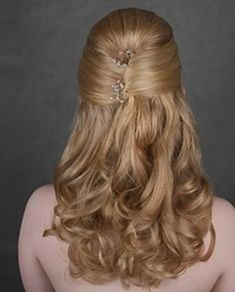 Wedding Day Hairstyles Gallery Lots of Pictures of hairstyles for weddings and special events up dos grecian half up half down Audrey Hepburn styles