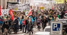 Two thousand people march against Monsanto and Syngenta in Switzerland #news #alternativenews