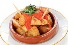Patatas bravas - Divina Cocina