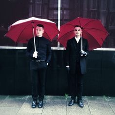 Theo Hutchcraft and Adam Anderson / Hurts