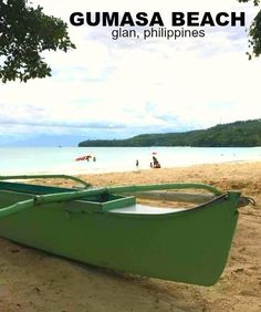 Gumasa Beach: A Southern Getaway in the Philippines!