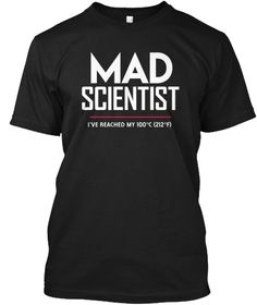 March For Science Earth Day 2017 T Shirt Black T-Shirt Front