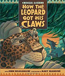 How the Leopard got His Claws -  Grades K-3 Mensa for Kids Excellence Reading Program