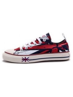 f33451156e46 Olympics British Flag Converse I Am a freaking Anglophile. Buy this shoe  for me and I promise you when you die I will bury you in Nutella