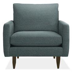 Jasper Chair & Ottoman - Chairs - Living - Room & Board