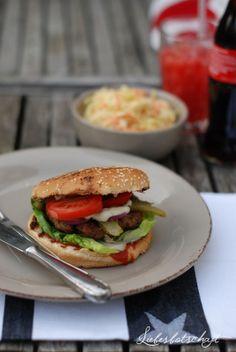 Liebesbotschaft: Barbecue & Grill-Rezepte: american style!