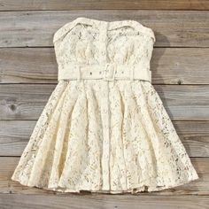 This would look cute with a jean jacket and some boots
