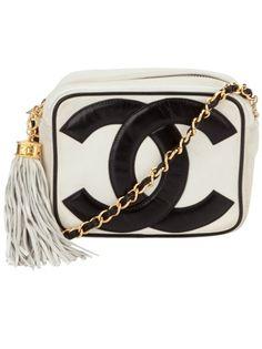 Chanel Vintage Sac Double C - Rewind Vintage Affairs - farfetch.fr - StyleSays
