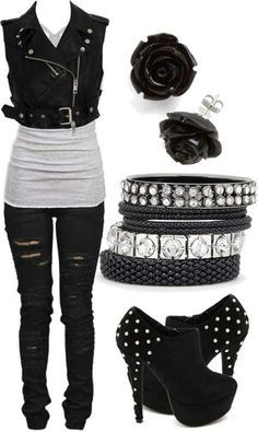 Outfit Ideas!