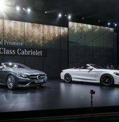 Mercedes-Benz S-Class Cabriolet ra mắt tại Frankfurt Audi, Bmw, Motorcycle News, Benz S Class, Frankfurt, Dream Cars, Mercedes Benz, World, Image