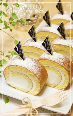 ⁂ふわふわロールケーキ⁂別立て