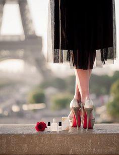 Lash Affair in Paris...