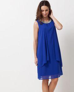 Robe bleu roi 123