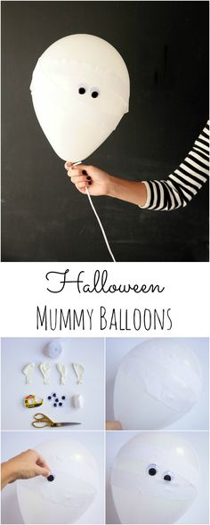 Halloween Mummy Ball