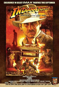Raiders Of The Lost Ark Comes To IMAX