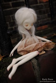 Charlotte Temple Art Doll
