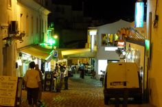 Old Town Albufeira