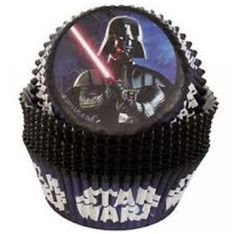 Cupcake Cups - Licensed Star Wars - Must have for any Star Wars Party