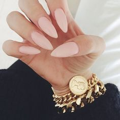 Love stiletto nails