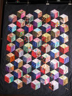 Fantasia geometrica by Peoniagialla