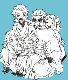 Imágenes random de Kimetsu no Yaiba Cat Anime, Manga Anime, Anime Amor, Naruto Anime, Sword Art Online, Tattoos Anime, Illustration Studio, Poses Anime, Couples Anime