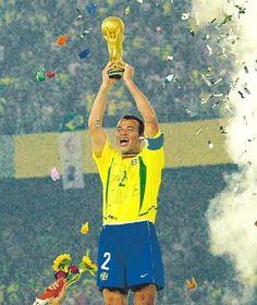 Cafu, 2002 World Cup.