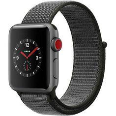 Apple Watch Series 3 42mm Space Grey Aluminium Case GPS + Cellular