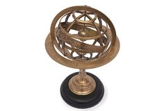 One Kings Lane - Gifts for Him - Brass Armillary Sphere