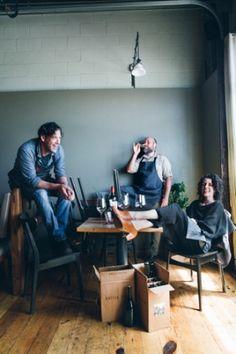 The Winemaker Chefs | Food & Wine Magazine |Eva Kolenko Photography